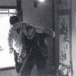 Takamatsu throwing Hatsumi