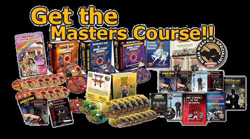 Ninjutsu Master Course - Blackbelt